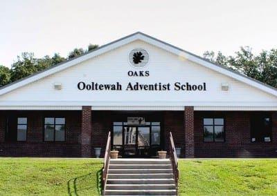 OAKS entrance